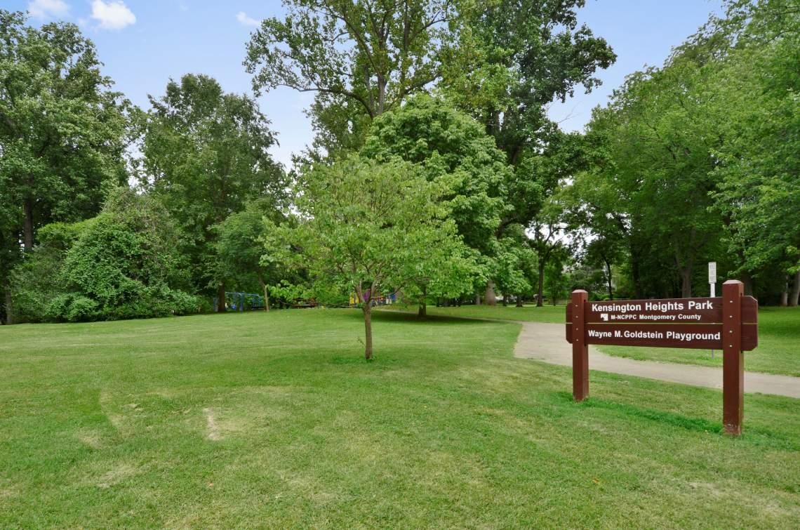 Kensington-Heights-Park