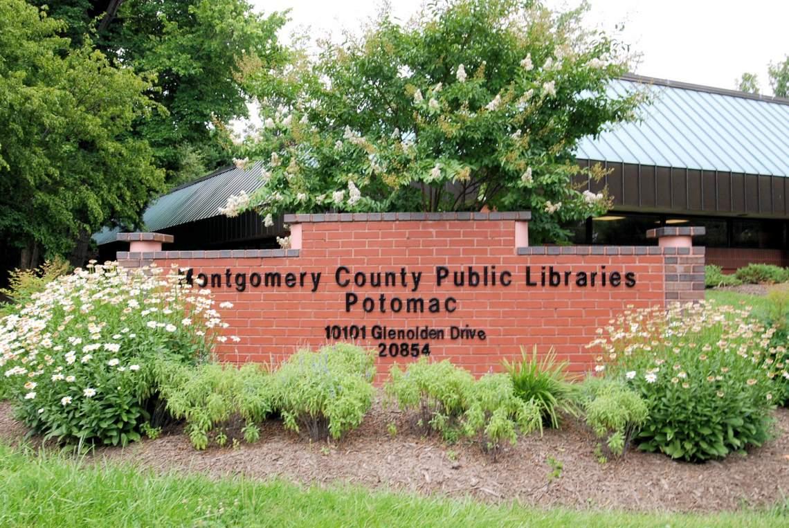 Potomac-Library