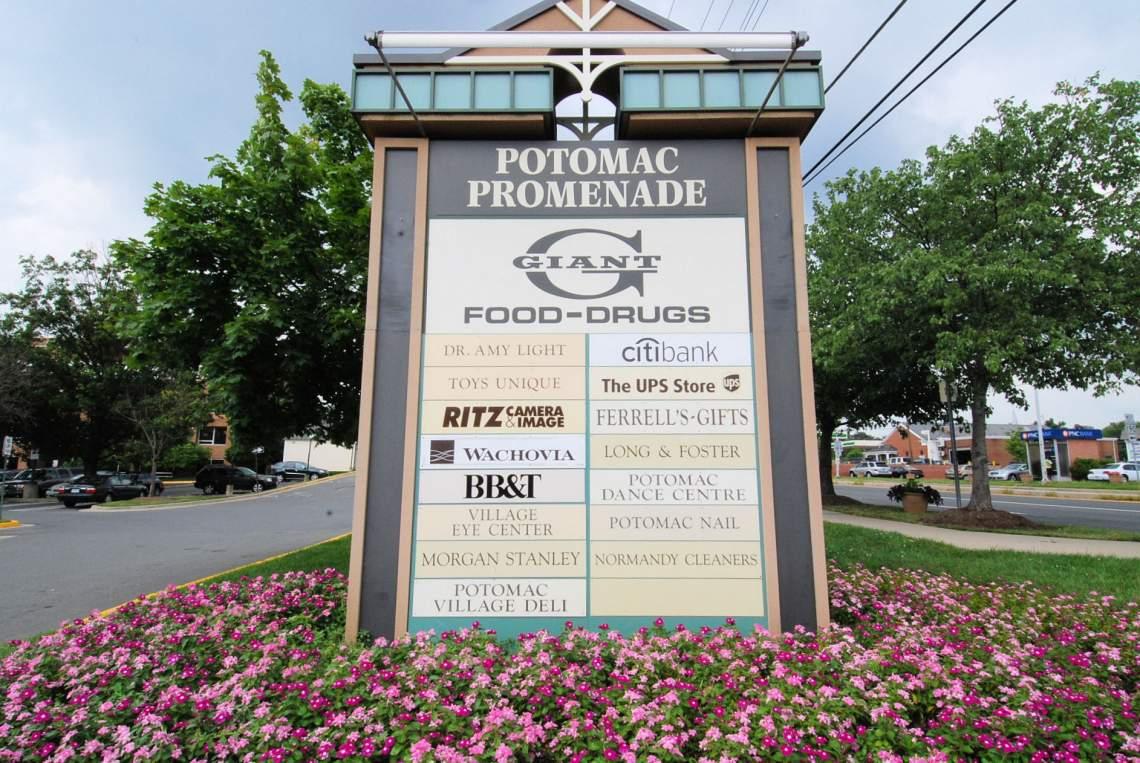 Potomac-Promenade